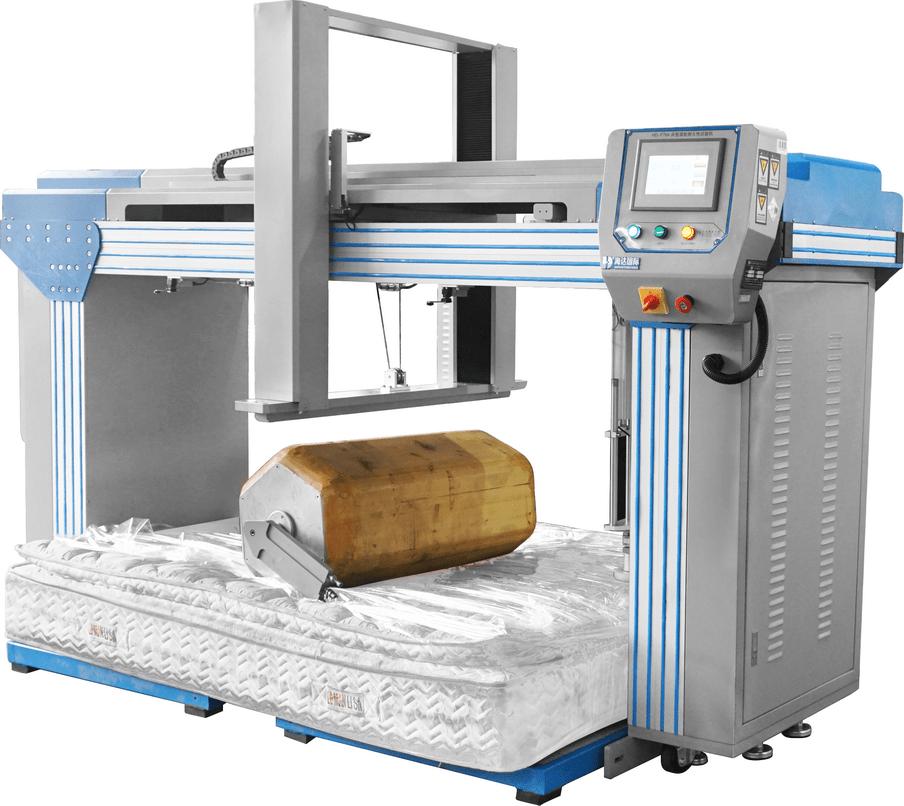 mattress tester