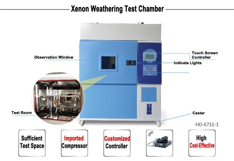 xenon chamber