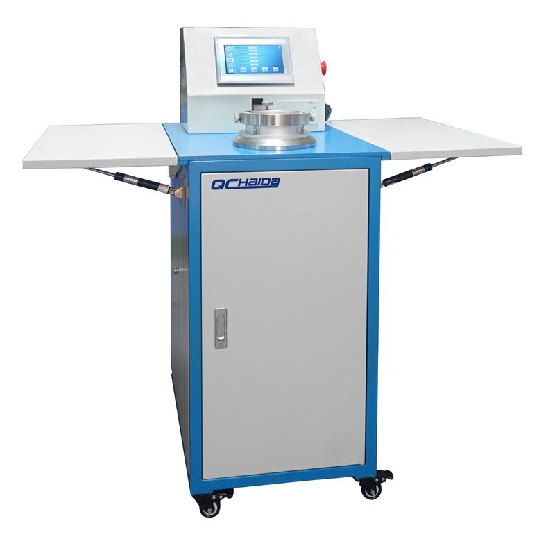 Air permeability testing equipment for textile