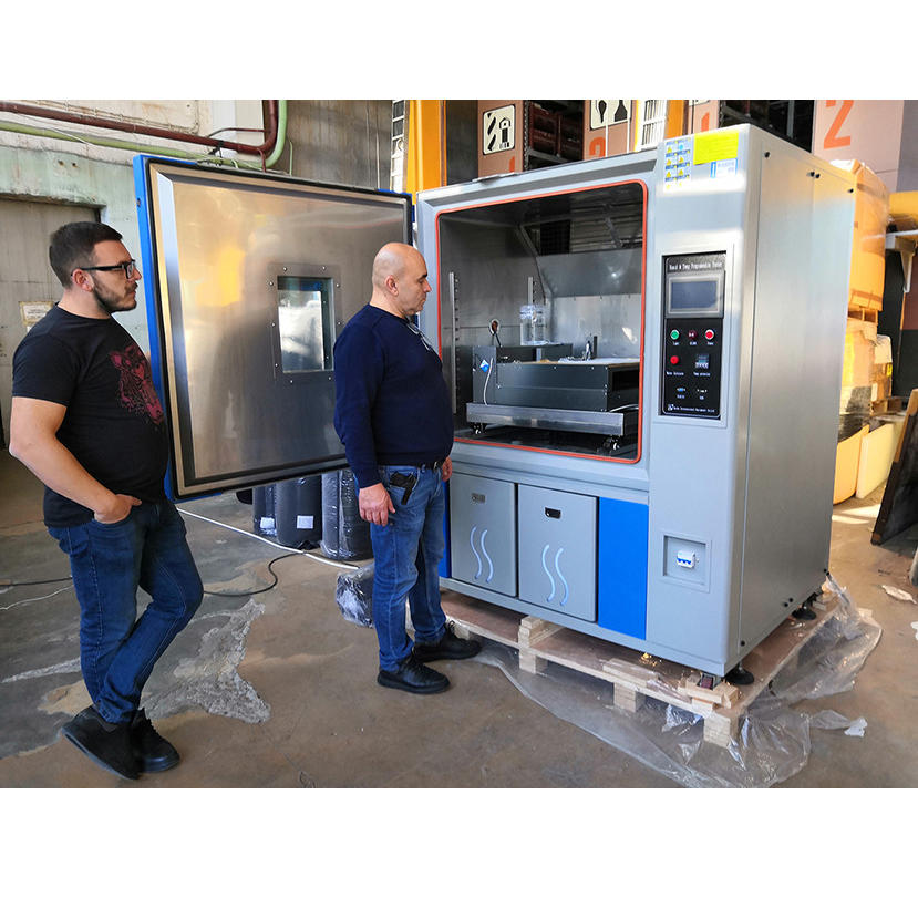 Sweating Thermal Test Chamber