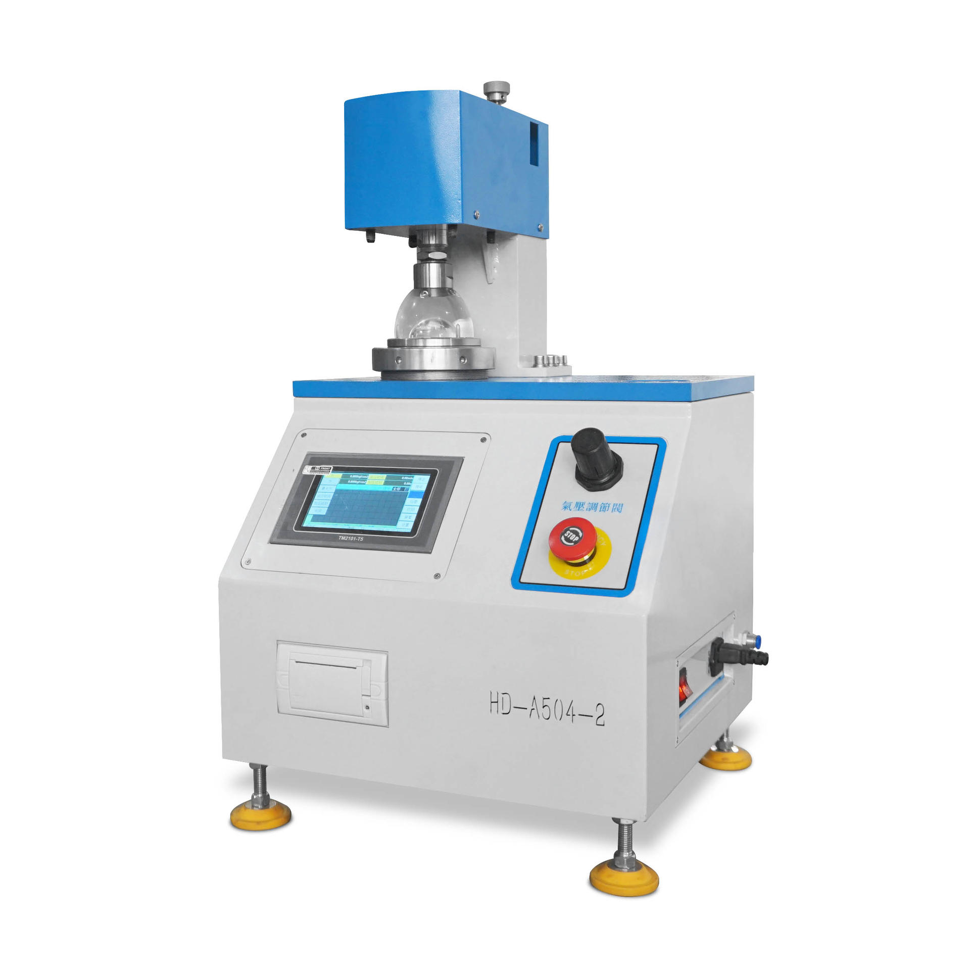 Corrugated Paper Bursting Strength Testing Machine HD-A504-2