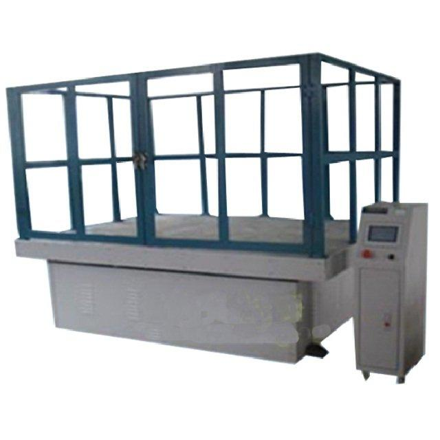 Electronic Digital Carton Transportation Vibration Test Equipment