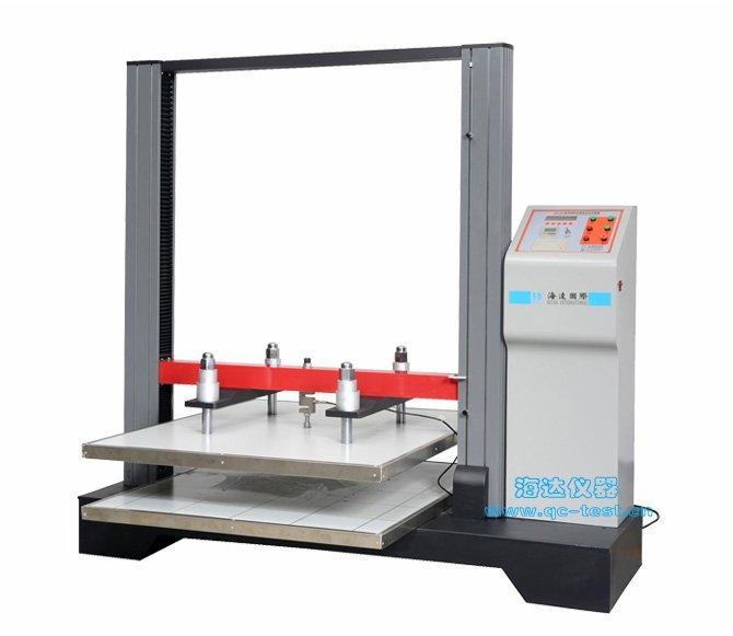 Digital type main carton compressive strength testing machine
