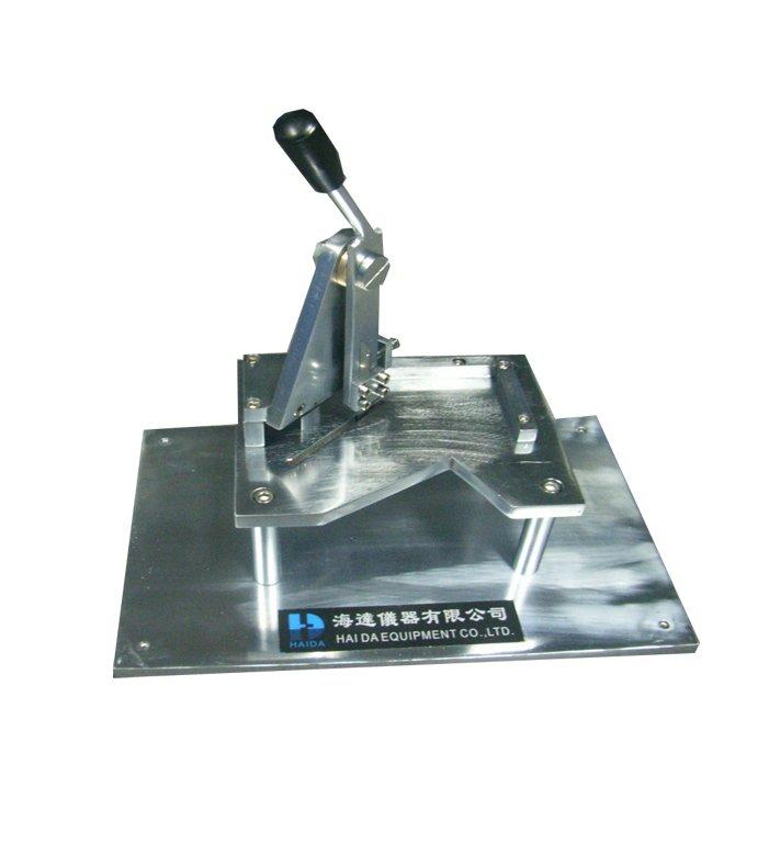 Accurate Sample Cutter