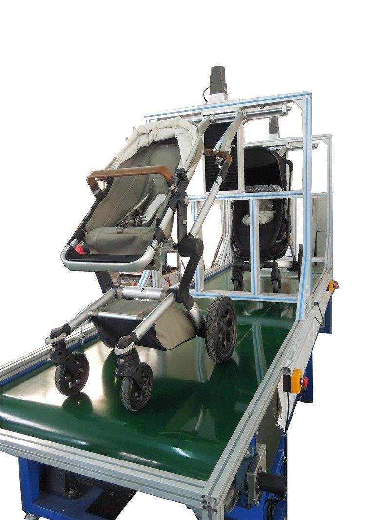 Dynamic Tester stroller