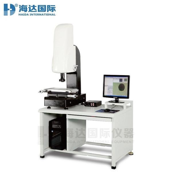 سرعة عالية 3-محور CNC بالمواتير آلة الفيديو قياس