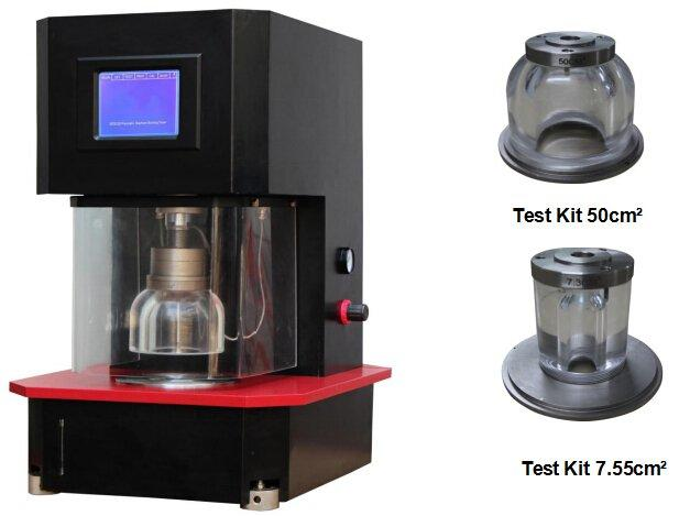 Textile Diaphram Bursting Tester With Automatic Hydraulic
