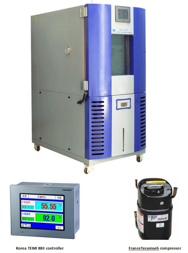 Textile Temperature and humidity test Chamber