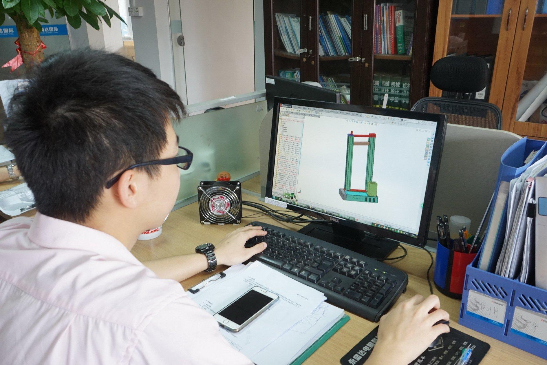 ASTM Universal Tensile Tester