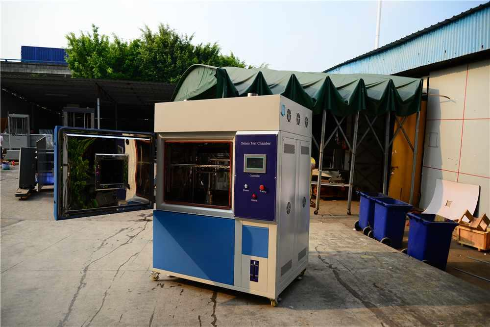Led Xenon Aging Test Machine