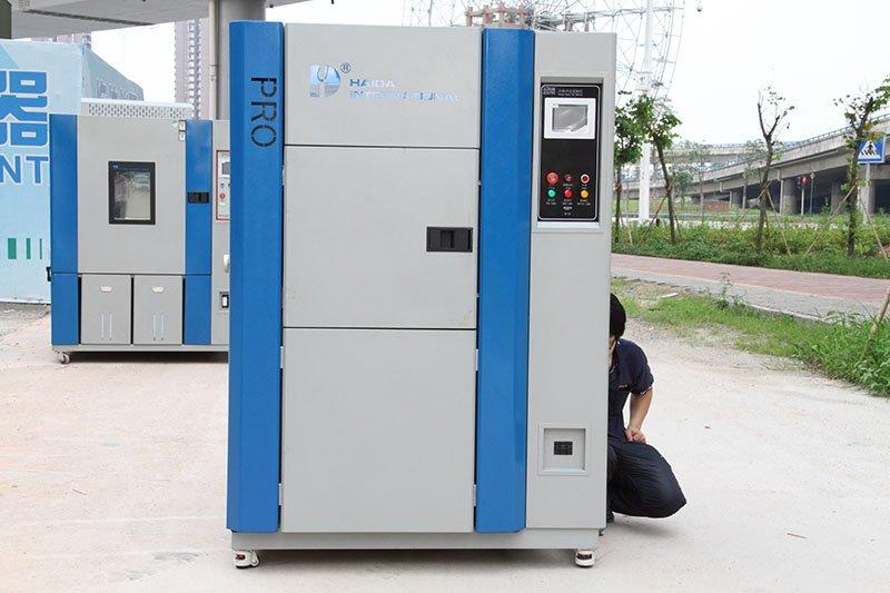 LED lights Thermal Shock Test Chamber