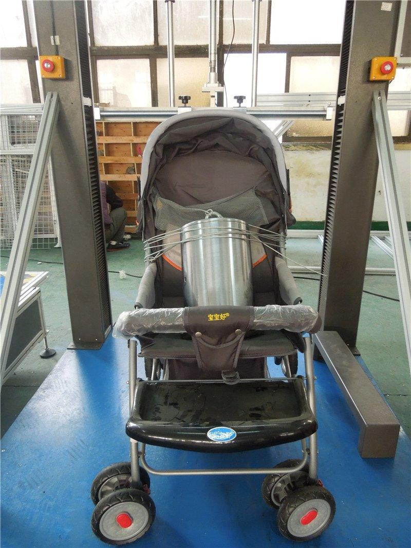 Stroller Handle Strength Tester