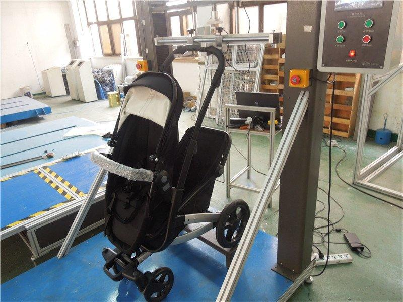 Stroller Handle Strength Tester