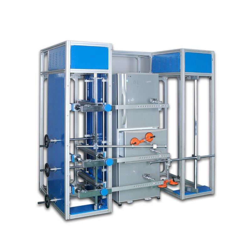 Vertical Refrigerator Door fatigue testing machine