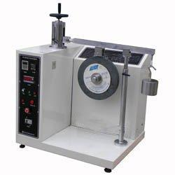 Luggage Wheel Abrasion Tester
