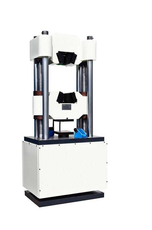 Hydraulic Universal Tensile Testing Machine with Computer Control​
