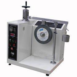 Luggage Wheel Abrasion Tester
