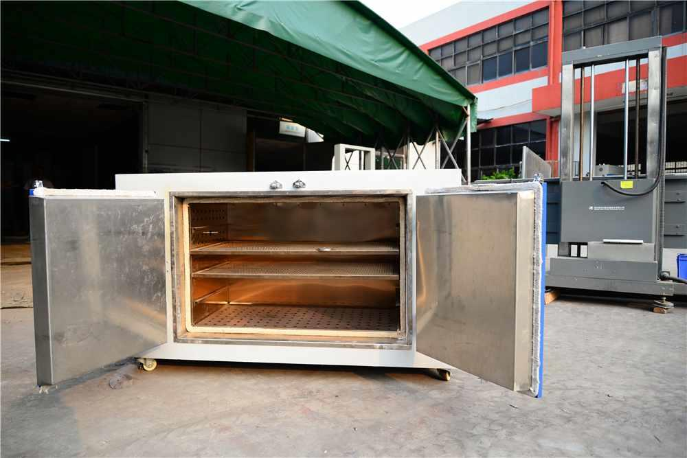 Large Capacity Hot Air Drying Oven