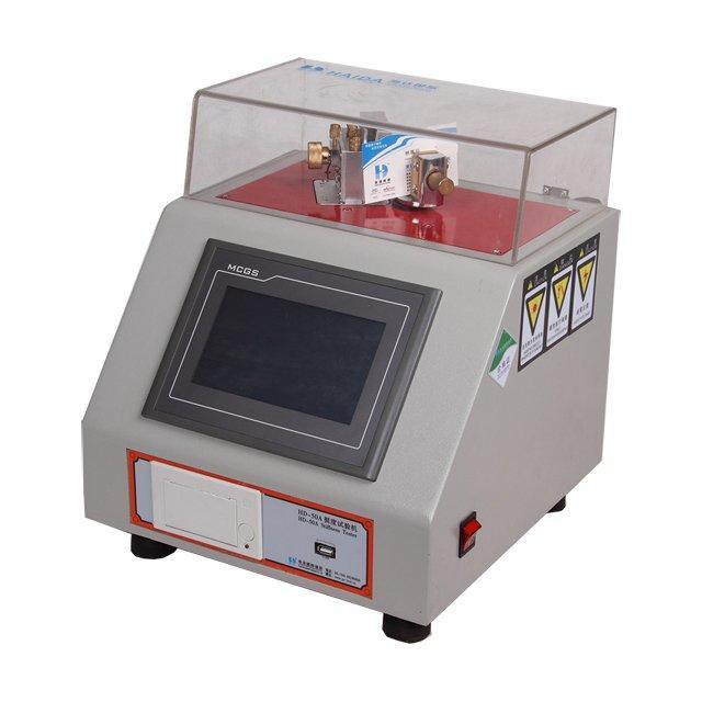 Precision Paper stiffness tester