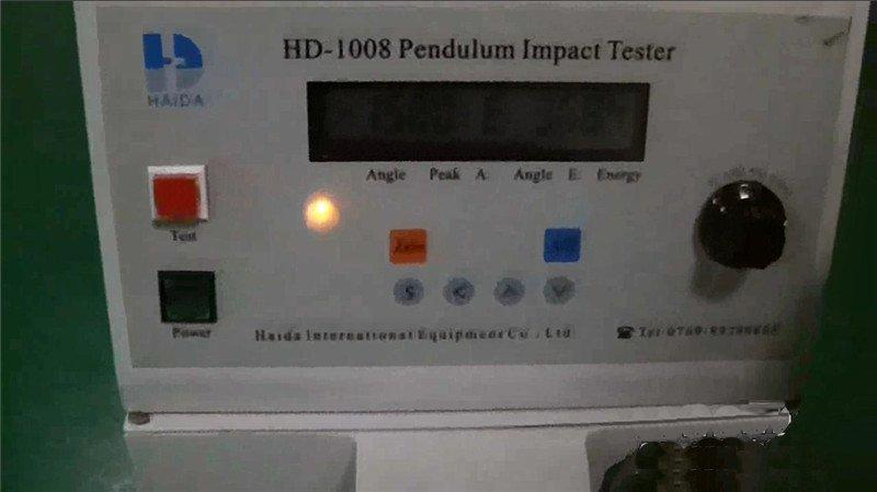 Pendulum Impact Testing Equipment  HD-R802