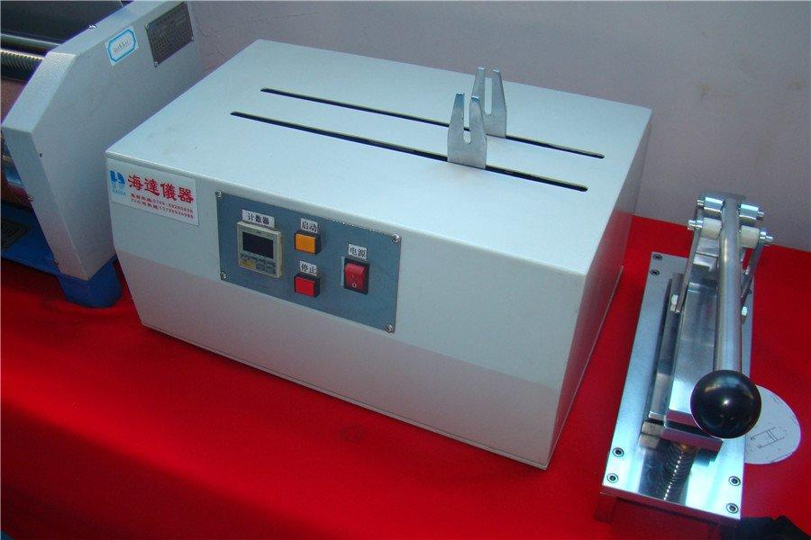 electric adhenvie tape one roller test equipment