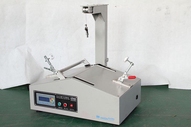 books shaft adhesion strength testing machine
