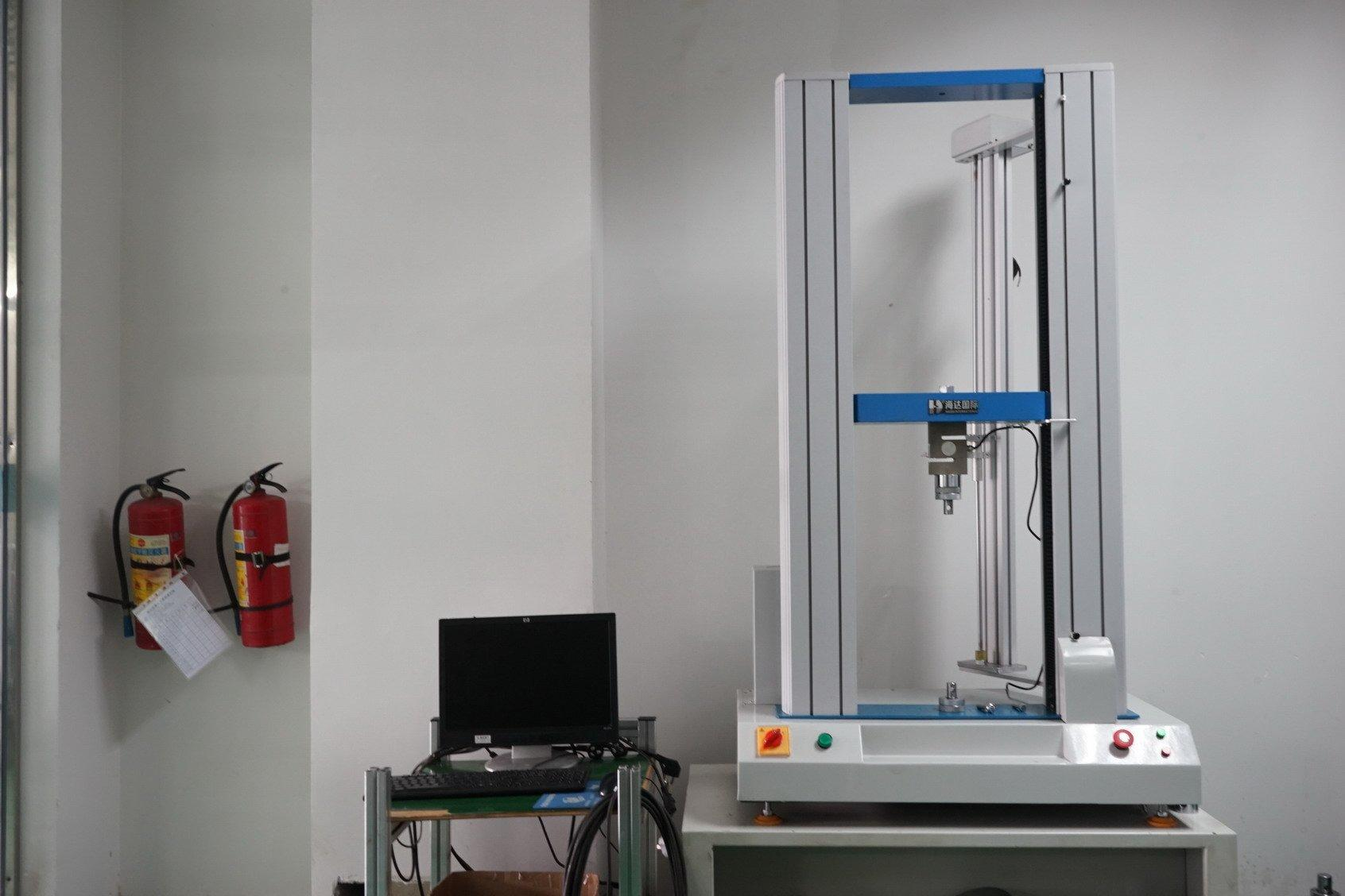 stiffness bending test machine