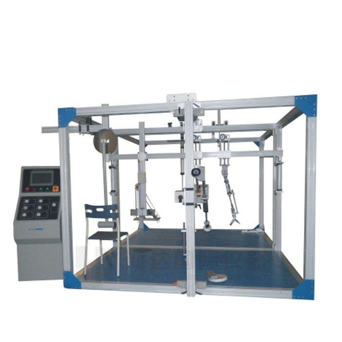 Automotive Seat Comprehensive Strength Test Machine