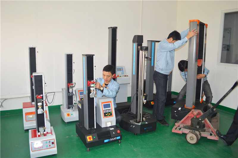 tensile test machine calibration