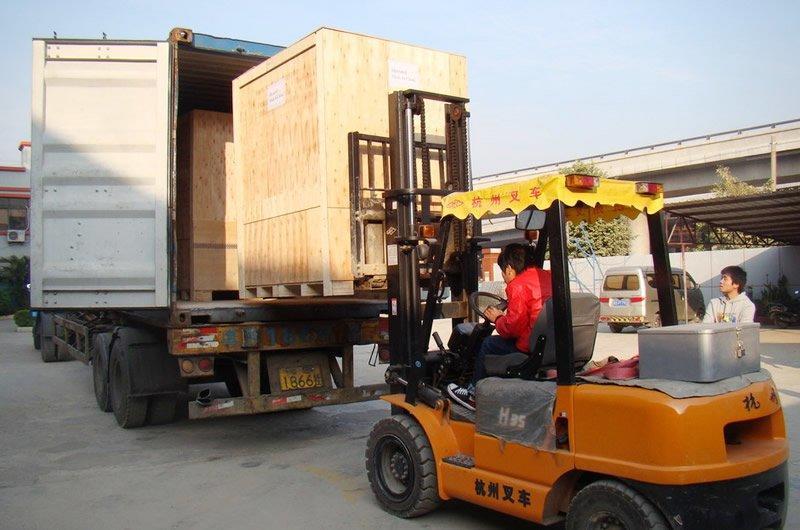 6. Packaging & transportation