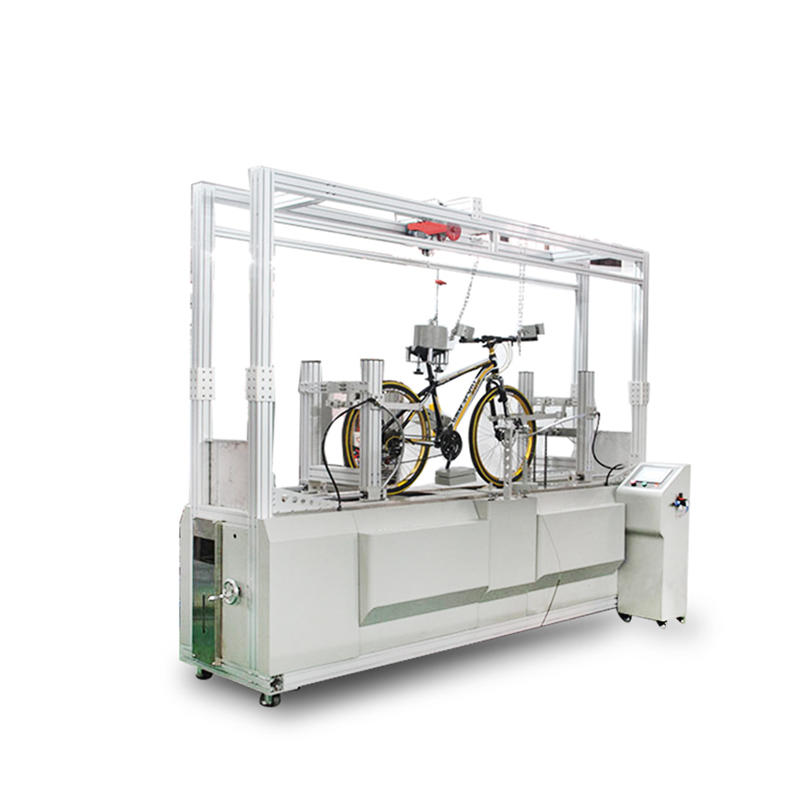 Bicycle tester