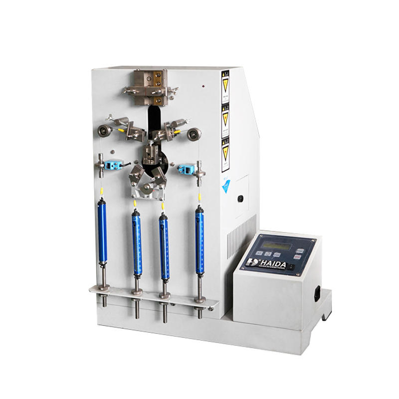 Zipper Pull Testing Machine