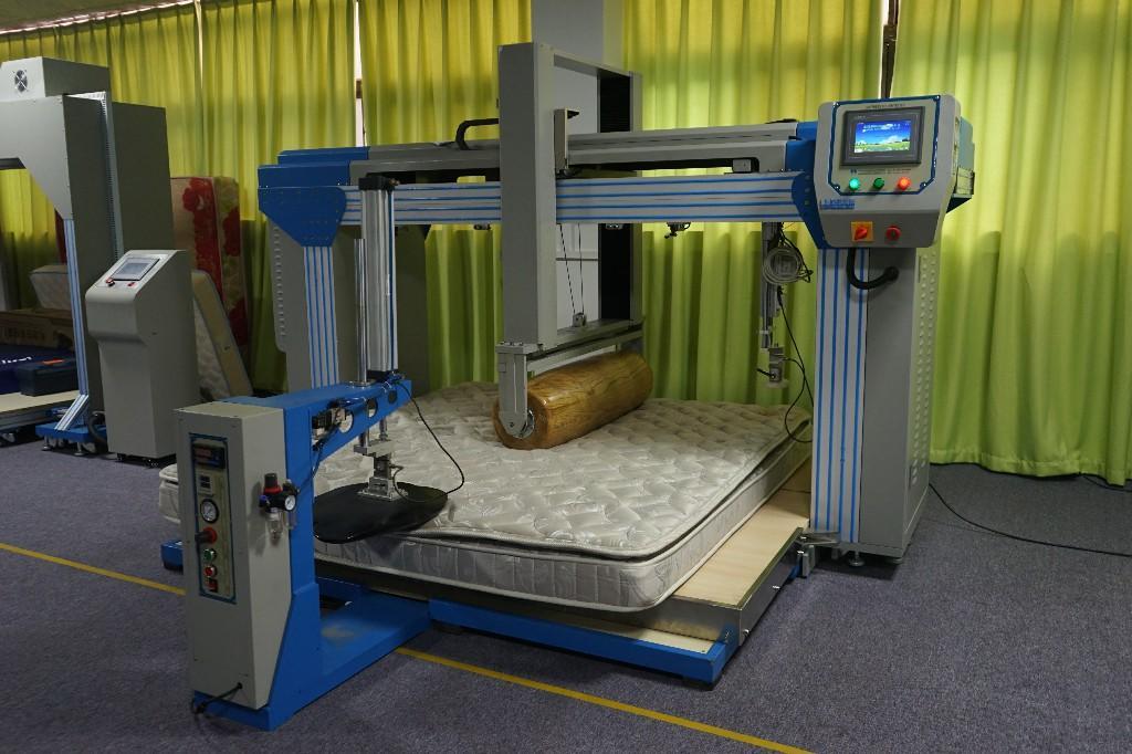 Mattress Rolling & Firmness Durability Tester