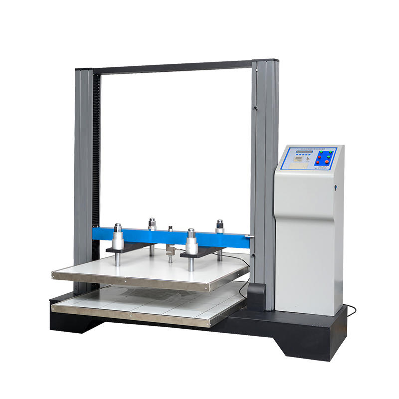 ASTM-D642 carton compressive testing equipment
