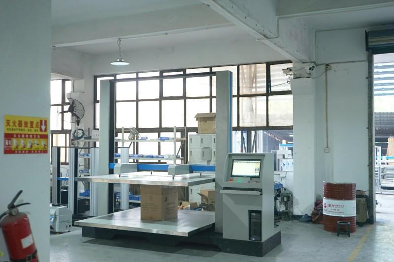 Corrugated Box Tester