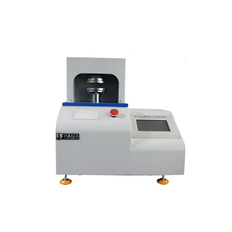 Ring crush paper testing machines