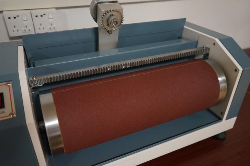 Shoe Soles DIN Abrasion Testing Machine