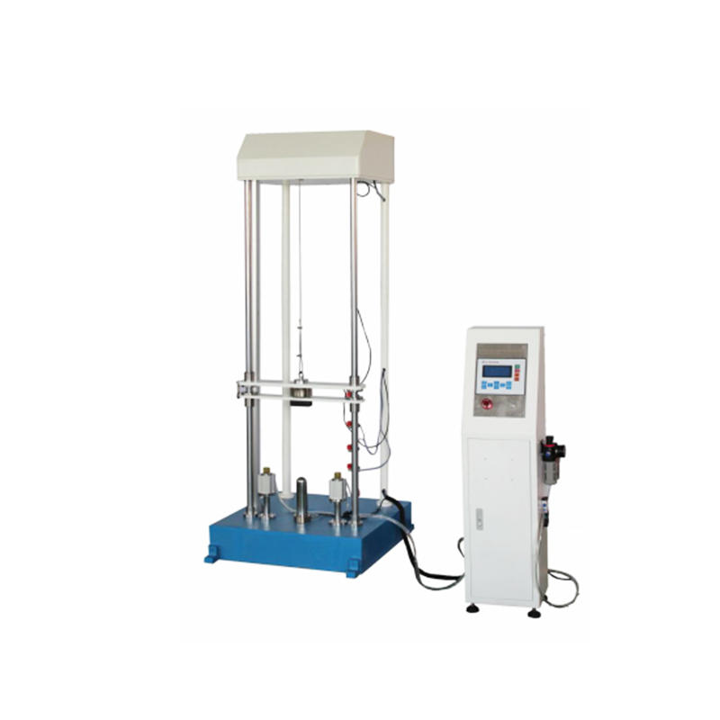Shock Absorption Capacity of Ankle Protection Material Tester