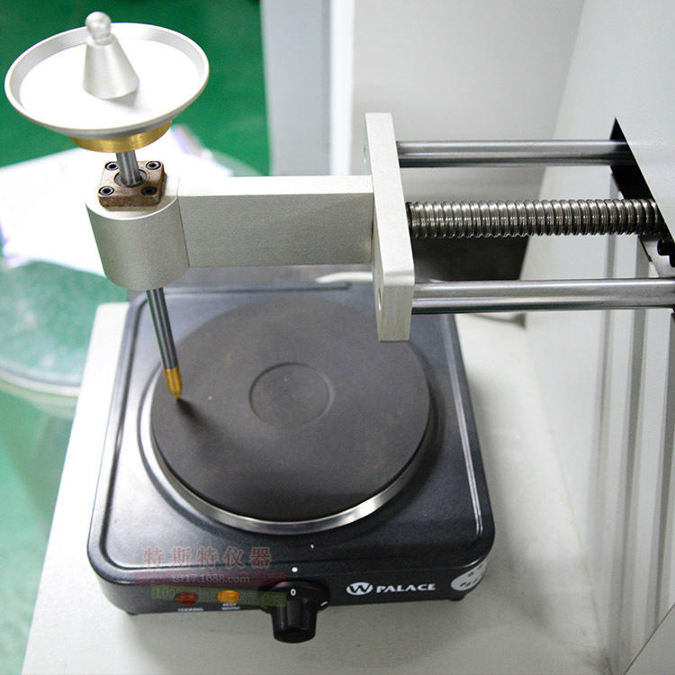 Scratch Resistance Tester (non stick surface)