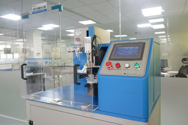 knives Strength testing equipment
