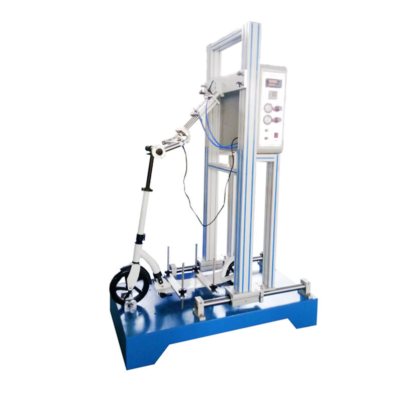 Scooter Handle Bar Fatigue Testing Machine