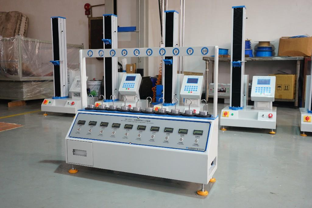 Temperature Type Tape Retentivity Testing Equipment