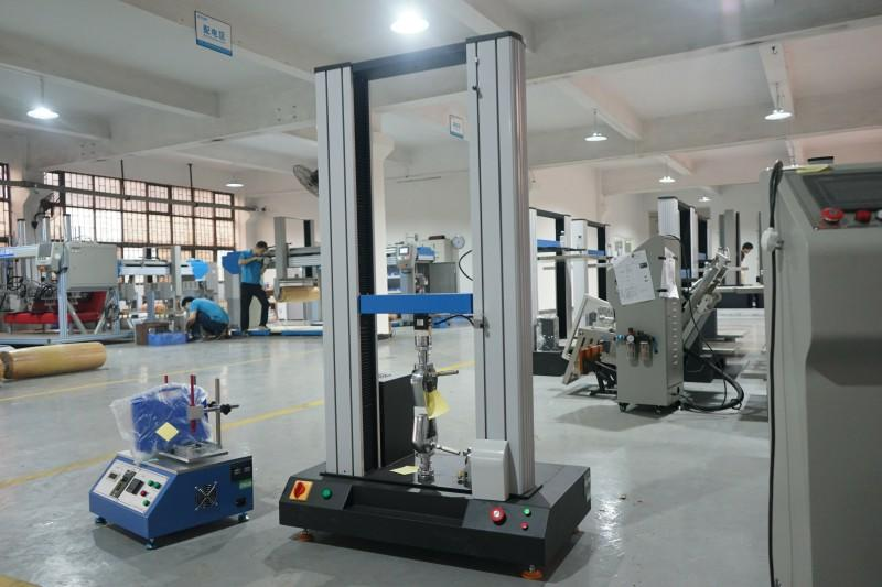 Automatic shearing tester