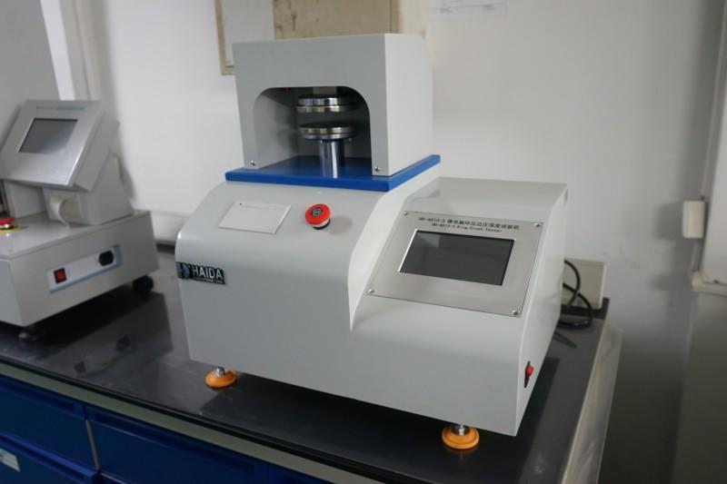 Corrugated Paper Edge Crush Tester