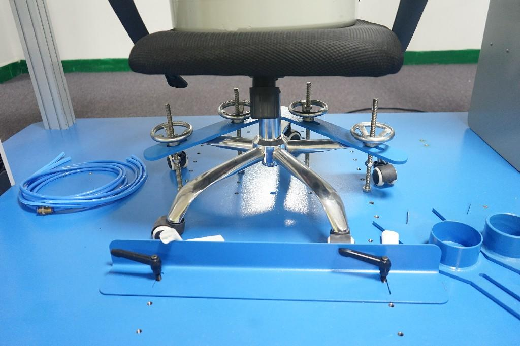 Chair Seat Rotating Testing Machine