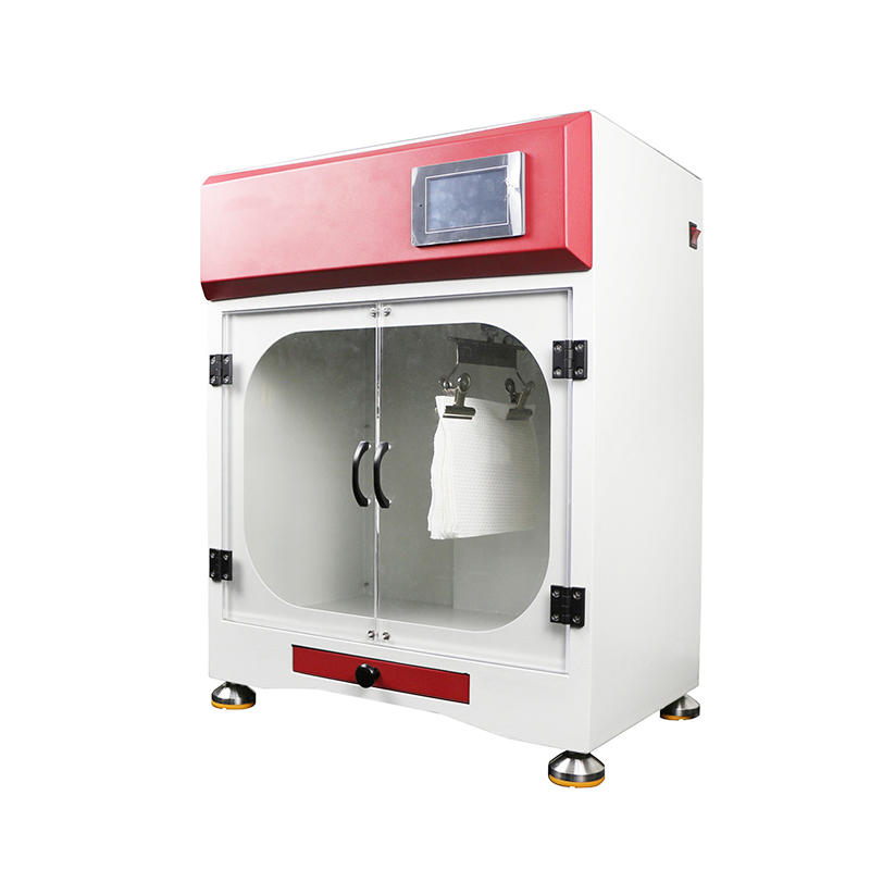 Powder Removal Rate Tester for Tissue Paper