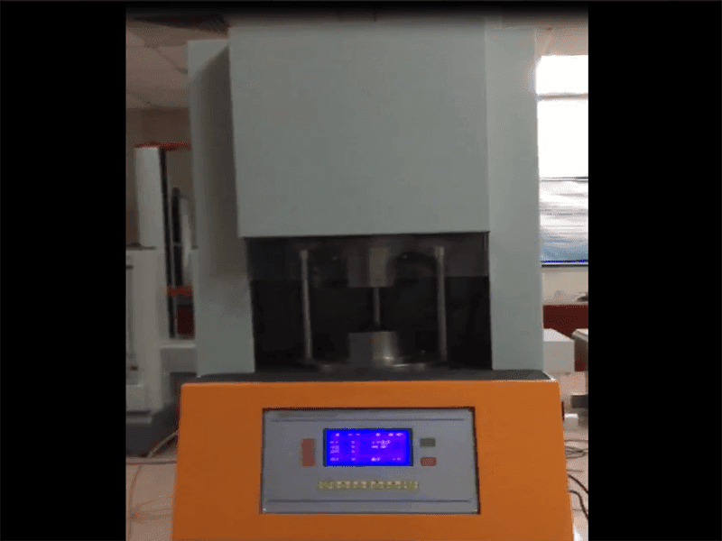 mooney viscometer operation testing