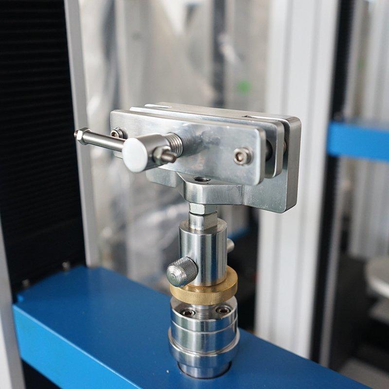 Spongy indentation hardness testing machine