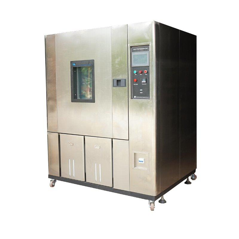 Programmable environmental temperature humidity test chamber