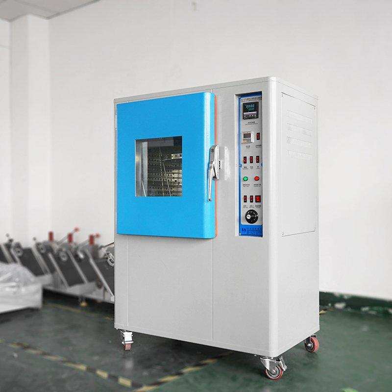 Anti-yellowing aging test chamber